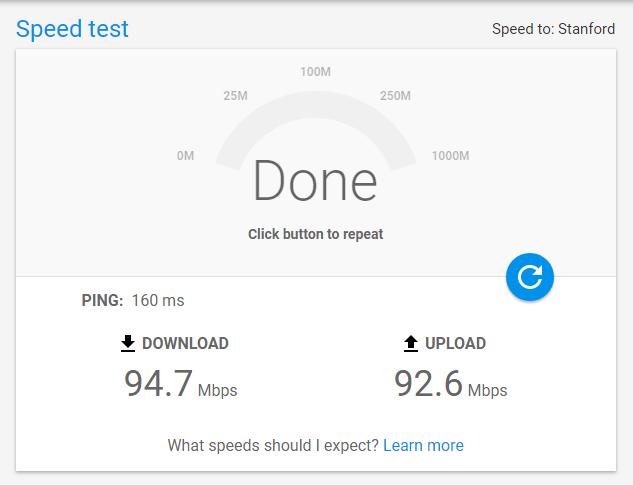 想知道網絡是快是慢?立即利用Google Fiber測網速吧