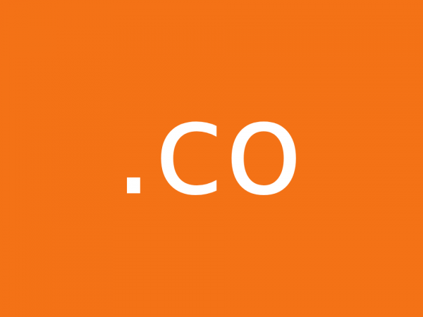 【便宜域名】1-5年.co域名促銷 – 一年只需$1.74