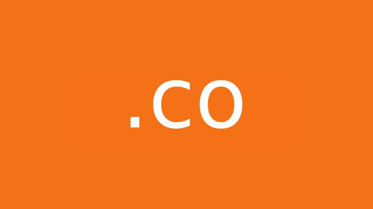 【便宜域名】1-5年.co域名促銷 - 一年只需$1.74